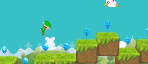 Jump Jump Elf