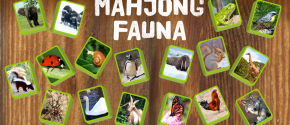 Mahjong Animal Tiles