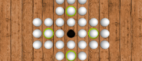 Peg Solitaire Ultra